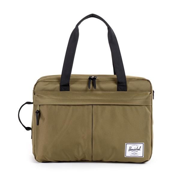 Herschel Travel Bag Bowen Army Black