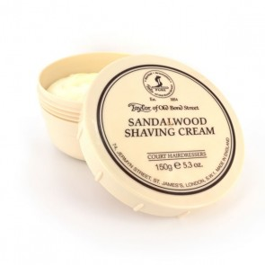 Shaving Cream Sandalwood