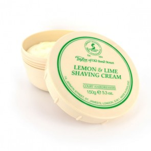 Shaving Cream Lemon & Lime