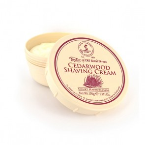 Shaving Cream Cedarwood