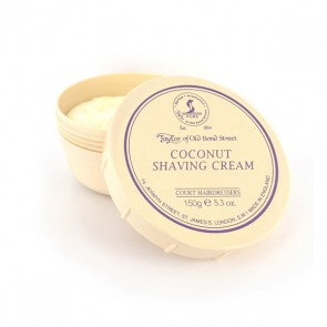 Shaving Cream Coconut
