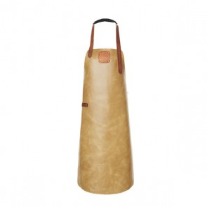 Leather Apron By WITLOFT - Brown
