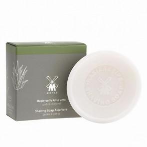 Shaving Soap Aloe Vera