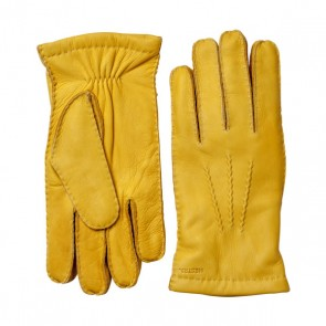 Hestra Gloves Matthew - Natural Yellow