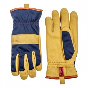 Hestra Gloves Tor - Navy Natural Yellow