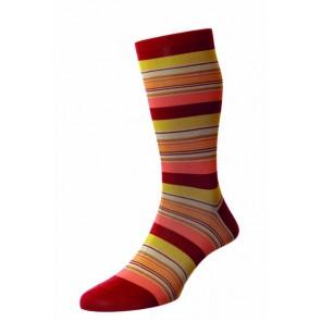 Pantherella Socks  - Redcurrant