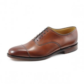 Loake Aldwych - Mahogany UK 10.5 - Stock Clearance