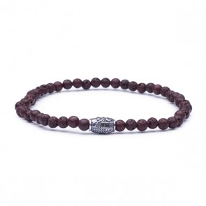 Viola Milano Bracelet - Brown Igneous