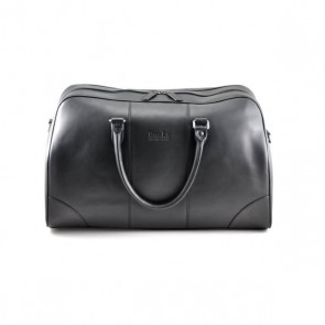 Loake Burghley Weekender Bag Black