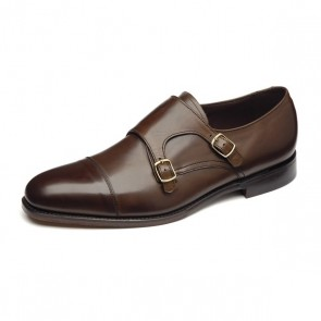 Loake Cannon - Dark brown UK 8.5 - Stock Clearance