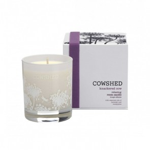 Cowshed Relaxing Room Candle - Knackered Cow