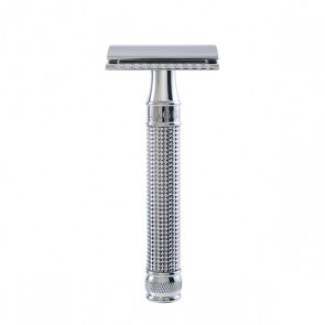 Safety Razor DE3D14 by Edwin Jagger - 3D Laser Diamond