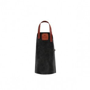 Leather Children's Apron By WITLOFT - Black