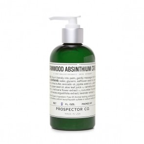 Prospector Co. Cream - Wormwood Absinthium