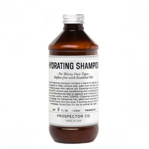 Prospector Co. Hydrating Shampoo