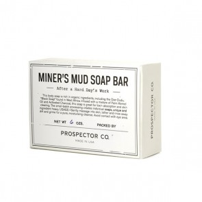 Prospector Co. Miner's Mud Soap Bar