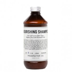 Prospector Co. Nourishing Shampoo