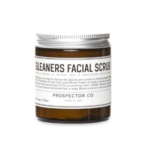 Prospector Co. Cream - Gleaners Facial Scrub