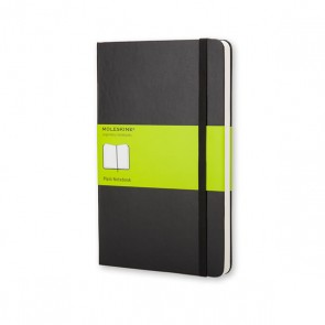 Moleskine Plain Notebook L - Hardcover
