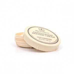 Shaving Cream Sandalwood travel size