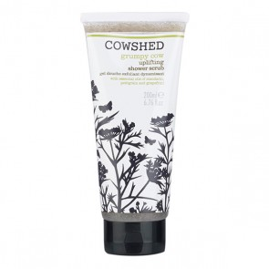 Cowshed Uplifting Shower Scrub - Grumpy Cow