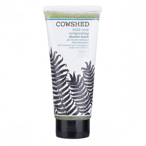 Cowshed Invigorating Shower Scrub - Wild Cow