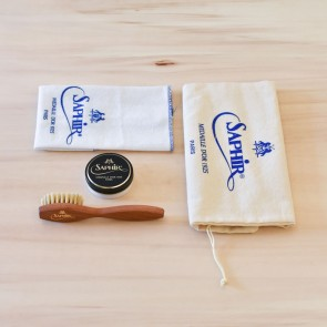 Shoe Care Set Wax - Amsterdam Super Trunk Show Edtion