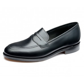 Loake Whitehall - Black UK 9 - Stock Clearance