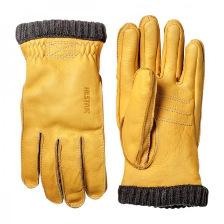 Hestra Gloves Primaloft Rib - Natural Yellow