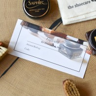 The ShoeCare-Shop Giftcard