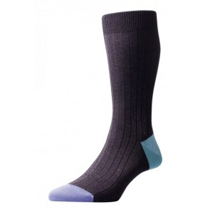 Pantherella Socks - Contrast