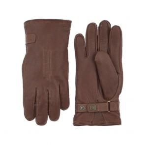 Hestra Gloves Deerskin Lambskin - Chocolate