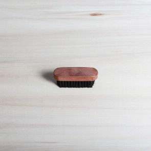 LCA Brass Brush for Suede and Nubuck