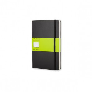 Moleskine Plain Notebook S - Hardcover