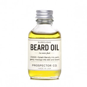 Beard Oil by Prospector Co.