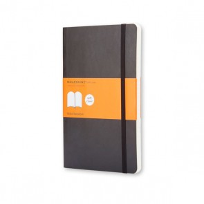 Moleskine Ruled Notebook L - Softcover